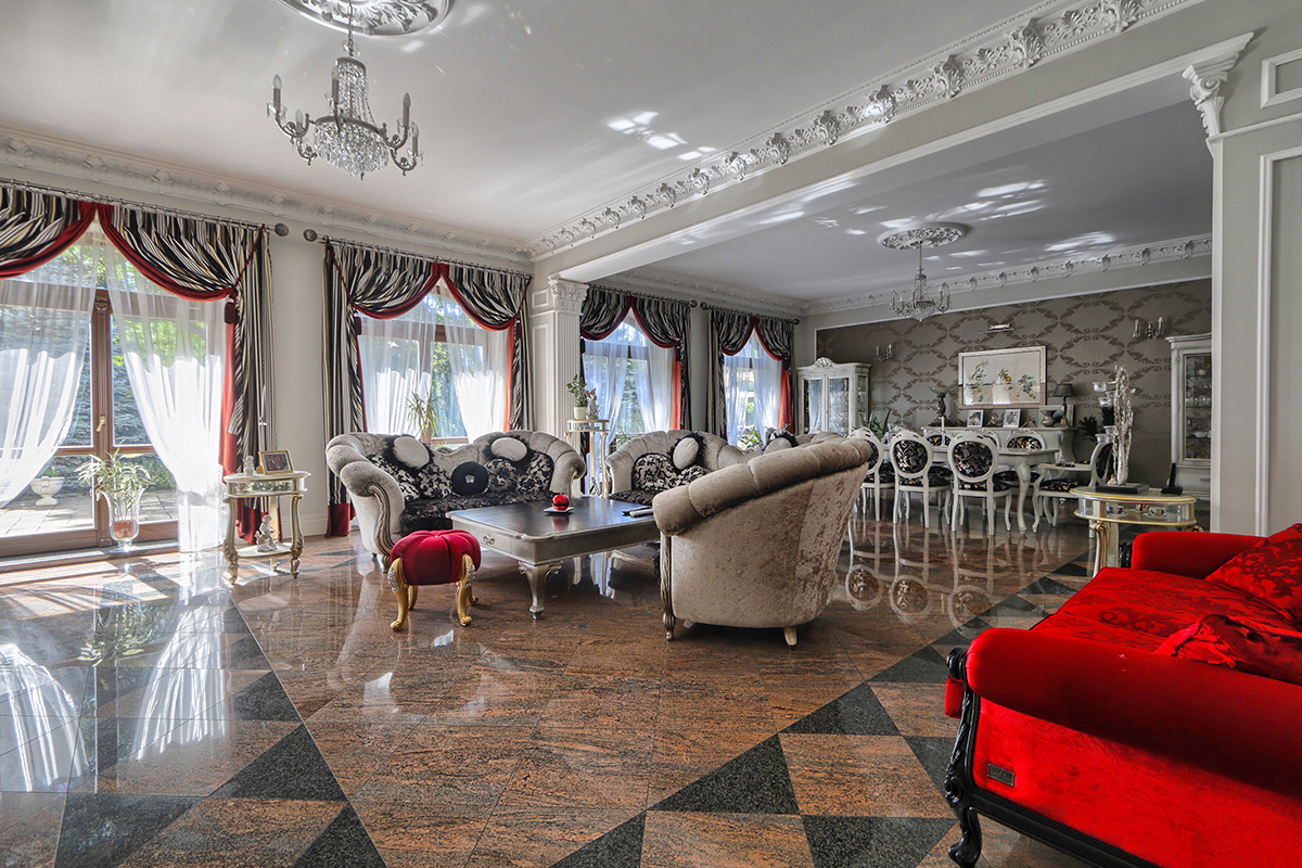 Luxury residence for sale Łomianki