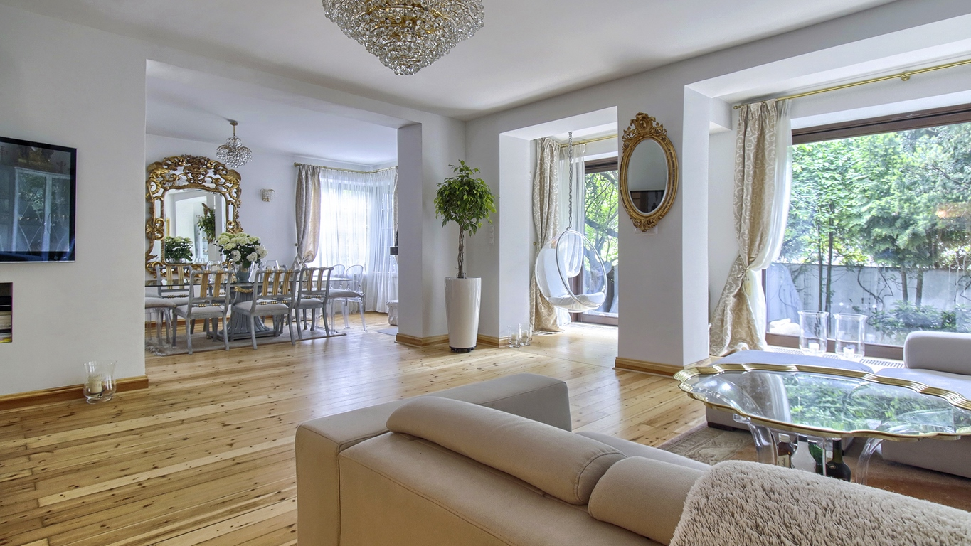 Luxury house for sale Warsaw Żoliborz