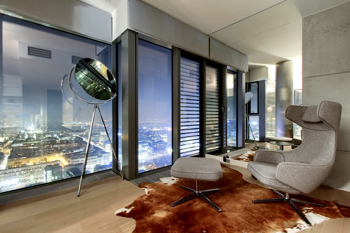Luxury apartment for sale Cosmopolitan Warsaw